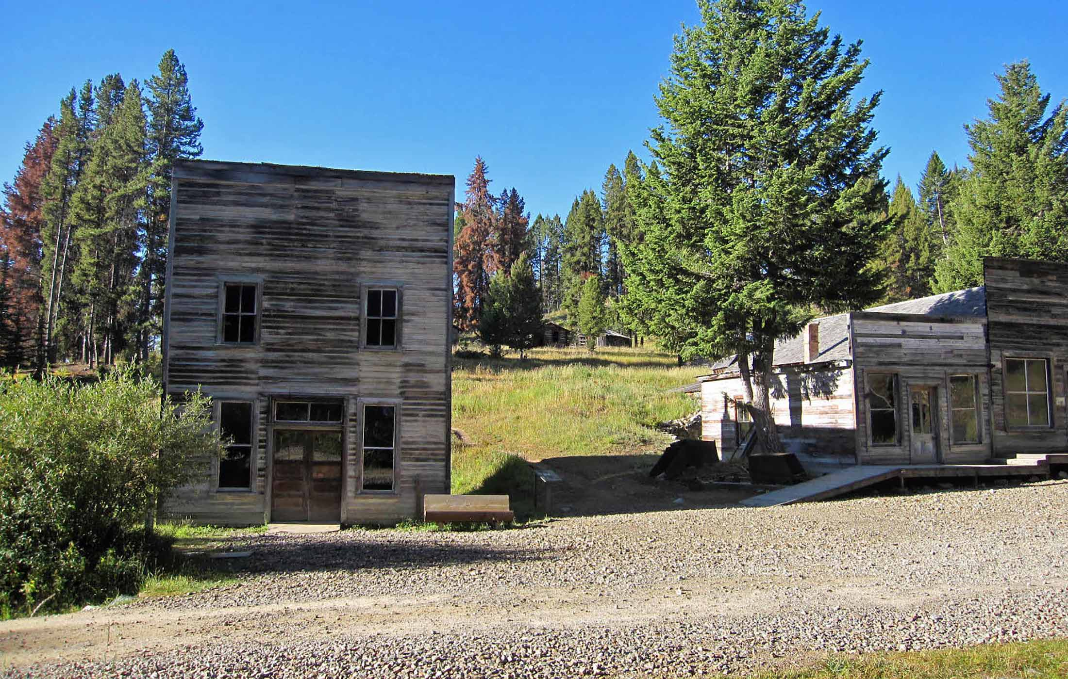 Garnet Ghost Town | Montana's Best Preserved Ghost Town